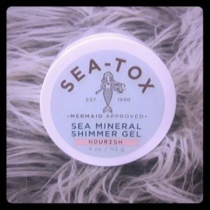 Sea tox mineral shimmer gel
